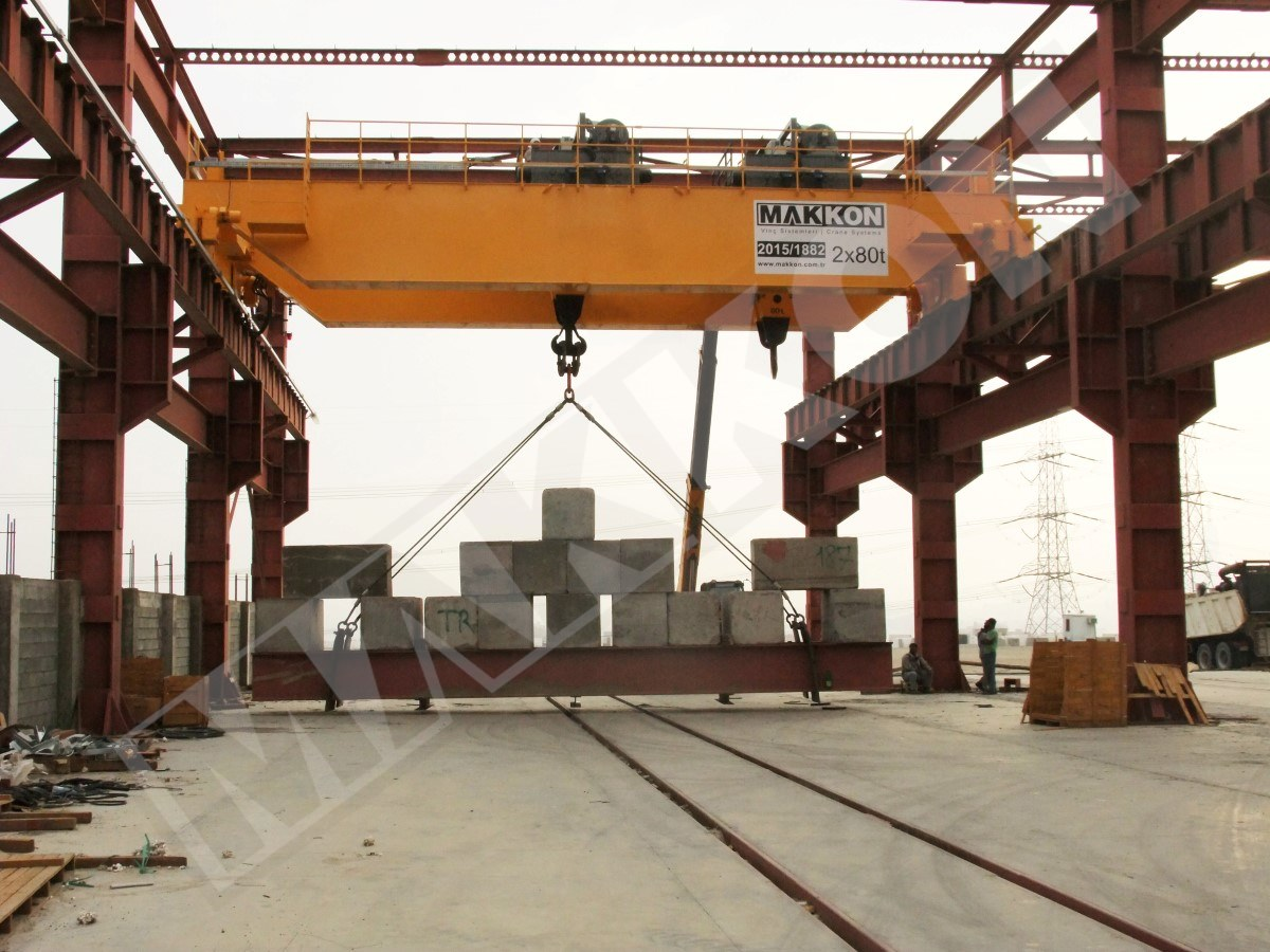Overhead Travelling Crane / Double Girder
